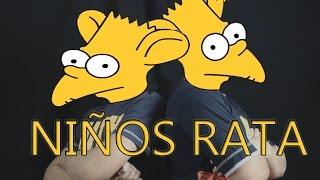 NIÑOS RATAS RAP | ZARCORT Y PITER-G