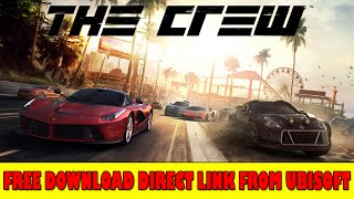 Download: THE CREW for free! - Ubisoft