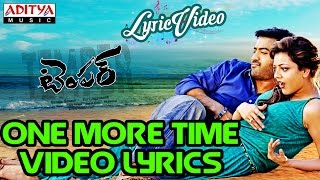 One More Time Video Song With Lyrics II Temper Songs II Jr.Ntr, Kajal Agarwal