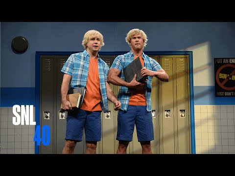 Brother 2 Brother - SNL