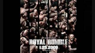 WWE Royal Rumble 2009 Official Theme - - 'Let It Rock' by Kevin Rudolph