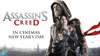 ASSASSIN'S CREED - IN CINEMAS NEW YEAR'S DAY