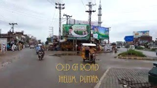 OLD GT ROAD JHELUM, PUNJAB PAKISTAN