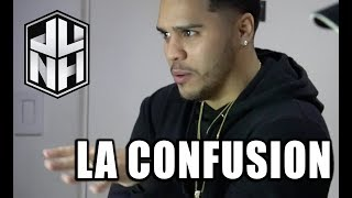 """Así es como Juhn crea un nuevo tema """"La Confusion"""""""