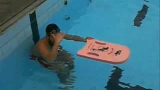 الحلقة رقم 2 ب فى سلسلة دروس تعليم السباحة