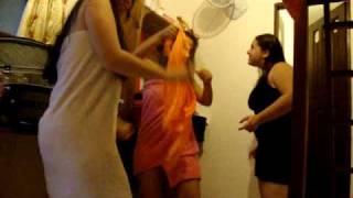 Dança da Toalha