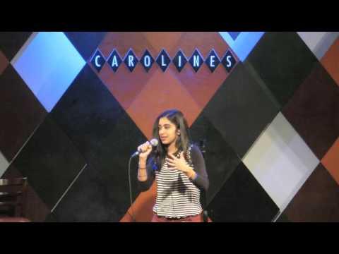 Xxx Mp4 Proma Khosla At Carolines February 12 2017 3gp Sex