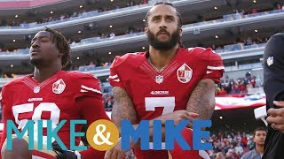 Mike Greenberg Responds To Critics Of His Stance On Kaepernick | Mike & Mike | ESPN