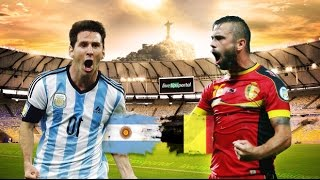 Argentina 1-0 Belgium full highlights | 2014 World Cup 1/4 final | 2014/07/05