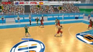 Incredi Basketball - PC Gameplay - Played and recorded on an ATI Radeon HD 3870 at 1280X720  4XAA