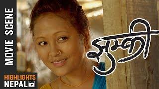 समय संगै मान्छे नि बदलिनु जरुरि छ - Nepali Movie JHUMKEE Scene | Rishma Gurung, Manoj R.C