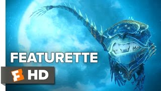Kubo and the Two Strings Featurette - Creatures of Darkness (2016) - Animated Movie
