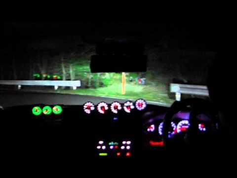 S14 シルビア バックタービン仕様 走行動画