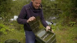CarpTV take a look at the RidgeMonkey Advanced Boilie Crusher