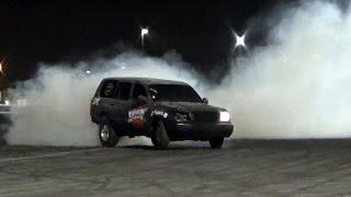 استعراض جي في حلبة قطر