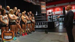 Triple H addresses the WWE Tough Enough finalists - WWE #ToughEnough