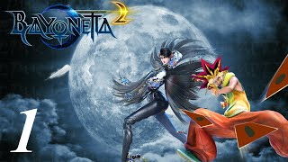 Bayonetta 2 Part 1: It's Witch Time!