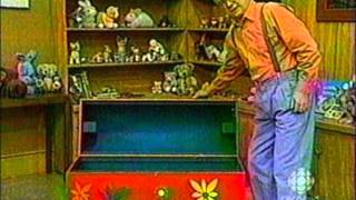 A tribute to Mr Dressup (Ernie Coombs)