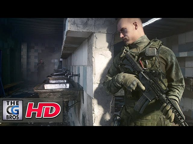 """CGI 3D Animated Trailers : """"Escape From Tarkov / CG Cinematic"""" - by MAIN ROAD