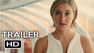 The Divergent Series: Allegiant Official Final Trailer (2016) Shailene Woodley Sci-Fi Movie HD