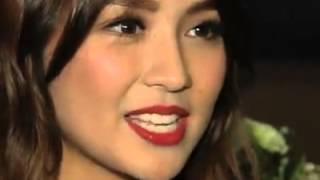Kathryn reacts to 'lookalike' Nadine Lustre