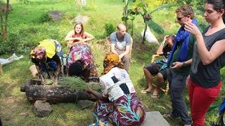 RED ROCKS RWANDA: ANCIENT  NATURAL LIFE, YET 'VIBRANT'