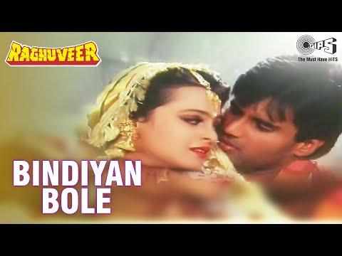 Xxx Mp4 Bindiyan Bole Raghuveer Sunil Shetty And Shilpa Shirodkar Full Song 3gp Sex