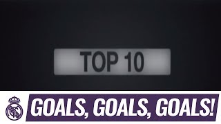 Top 10 Real Madrid goals against Barcelona
