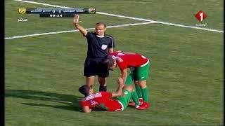 مقابلة الملعب التونسي - النادي البنزرتي ليوم 25 / 02 / 2018 - الحصة الإضافية الأولى