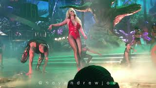 Toxic - Britney Spears - Piece Of Me - 12/27/2017