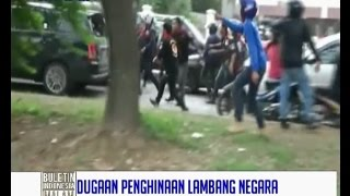 Bentrok Massa FPI dengan GMBI di Bandung - BIM 12/01