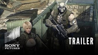 Appleseed Alpha OFFICIAL Trailer