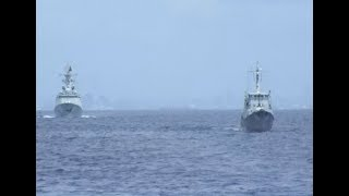 Chinese, Tanzanian Navies Hold Joint Counter-piracy Drill