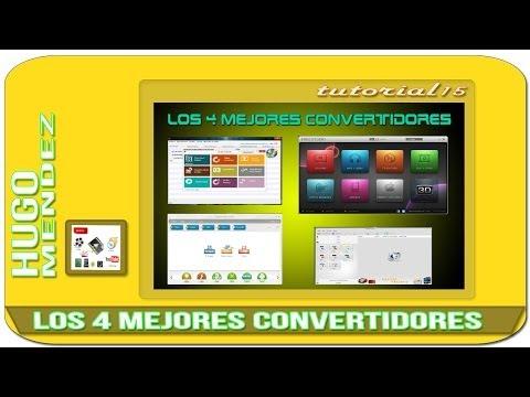 Xxx Mp4 LOS 4 MEJORES CONVERTIDORES AUDIO Y VIDEO 3gp Sex