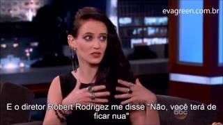 EGBR | Eva Green no Jimmy Kimmel - legendado PT