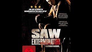 Saw Exterminator (Horrorfilme deutsch ganzer Film)
