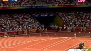 Samia Yusuf Omar @ 2008 Beijing Olympics