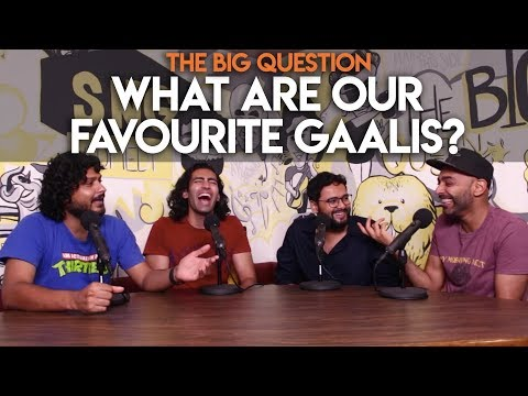 Xxx Mp4 SnG What Are Our Favourite Gaalis The Big Question S2 Season Finale 3gp Sex
