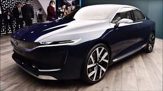 Tata electric car| Evision concept  a perfect electric sedan for india| interior| cargurus| top 10