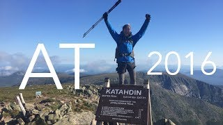 2016 Appalachian Trail Thru Hike