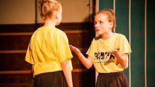 Kids Drama // Horrid Henry //Kids Acting Class