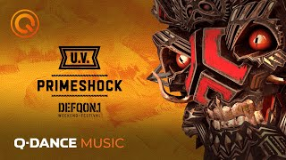 The Colors Of Defqon.1   UV Mix By Primeshock