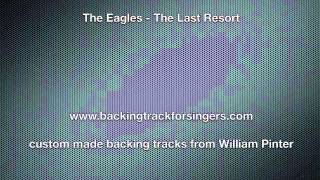 The Eagles   The Last Resort