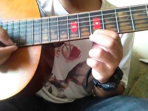 Melody gitar Gaby - tinggal kenangan
