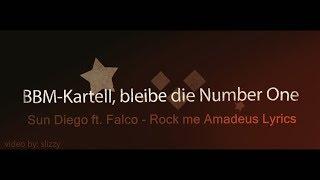 Sun Diego feat. Falco - Rock Me Amadeus [Lyrics]