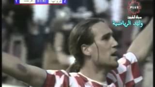 هدف كرواتيا الثاني والرائع في فرنسا يورو 2004 م تعليق عربي
