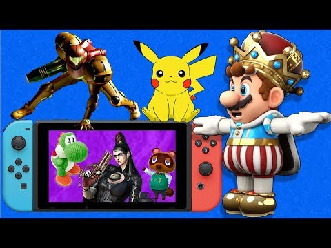 Why Nintendo Switch Will Rule 2019 More Than Ever