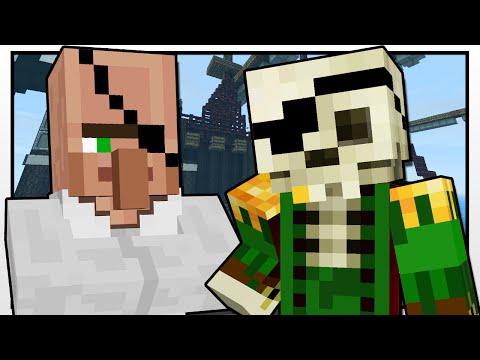 Minecraft PIRATE TREASURE QUEST Custom Mod Adventure