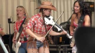 COUNTRY SISTERS - Louisiana Saturday Night