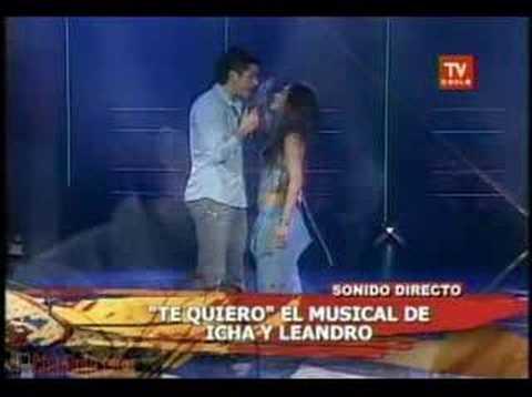Te quiero Leandro Martinez y Maria Isabel Sobarzo